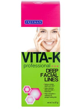 Freeman VITA-K Professional for Deep Facial Lines