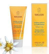 Weleda Edelweiss Sun Cream SPF 20