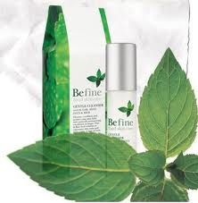 BeFine Cleanser with Sugar, Mint, Oats & Rice