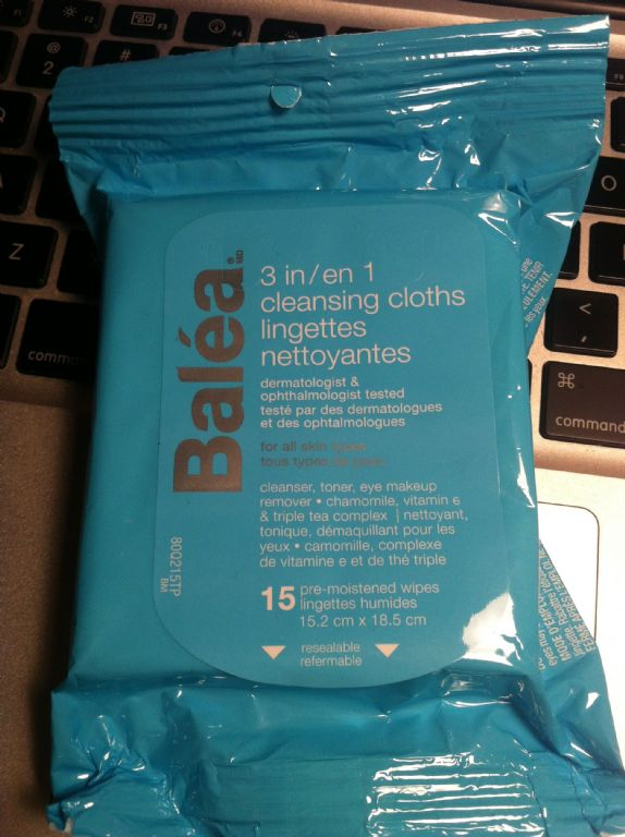 3 in 1 Wipes- Balea