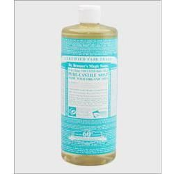 Dr. Bronner's Baby-Mild Unscented Liquid Soap