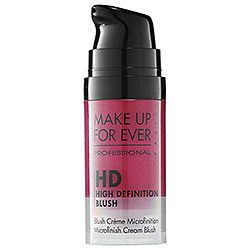 Make Up For Ever HD Microfinish Cream Blush - #6 [DISCONTINUED]