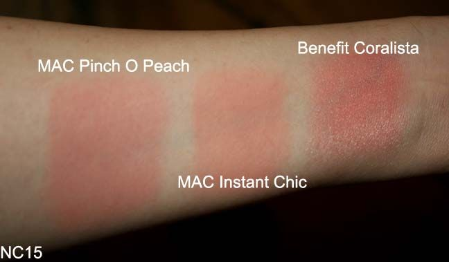 MAC Instant Chic reviews, photos - Makeupalley