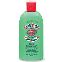 Gold Bond Extra Strength Medicated Body Lotion