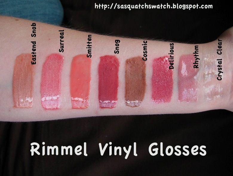 Rimmel Vinyl Lip Snog Discontinued Reviews Photos
