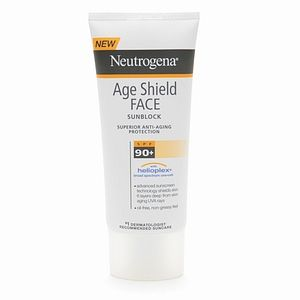 Neutrogena Age Defense Face Shield SPF 90+