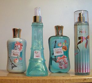 Bath and Body Works Sweet on Paris