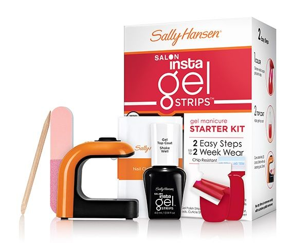 Sally Hansen Instagel Strips Starter Kit