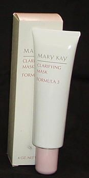 Mary Kay Clarifying Mask Formula 3