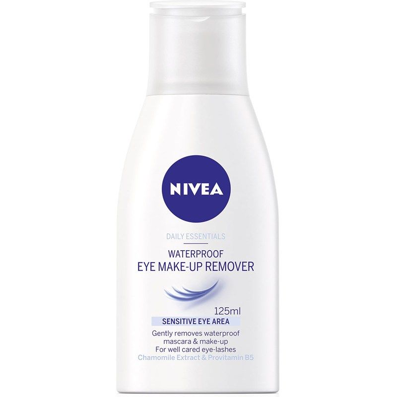 Nivea Daily Essentials Waterproof Eye Make Up Remover Reviews