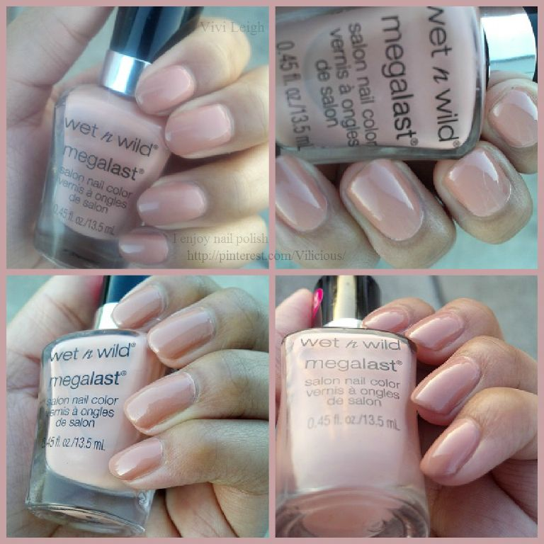 WnW MegaLast nail polish in Private Viewing Swatches of Wet n Wild Private Viewing ...