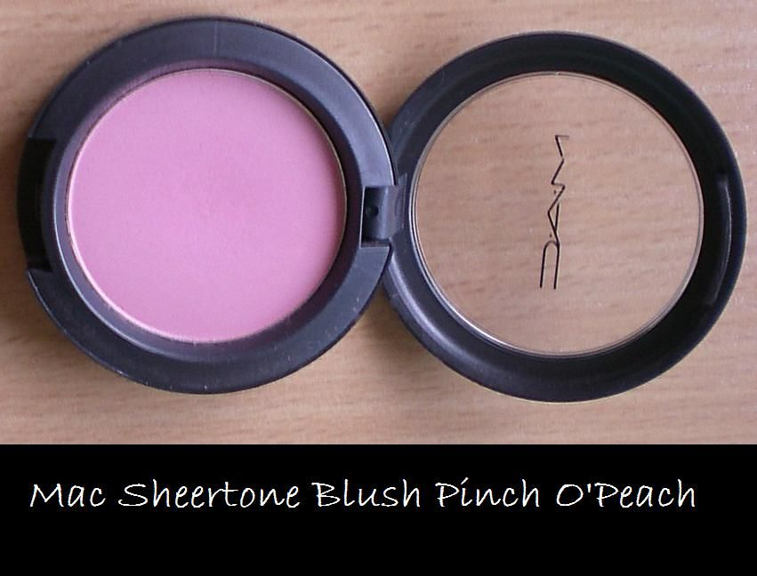 MAC Sheertone in Pinch O'Peach reviews, photos ...