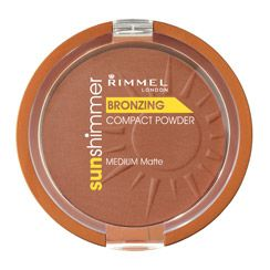 Rimmel Sun Shimmer Bronzing Compact Powder (ALL)