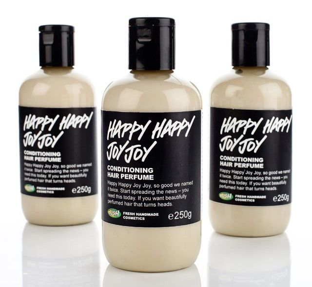 LUSH Happy happy joy joy