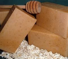 Chagrin Valley Goat Milk Oatmeal & Honey Soap