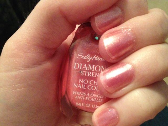 Sally Hansen Diamond Strength No Chip Nail Color reviews, photos ...