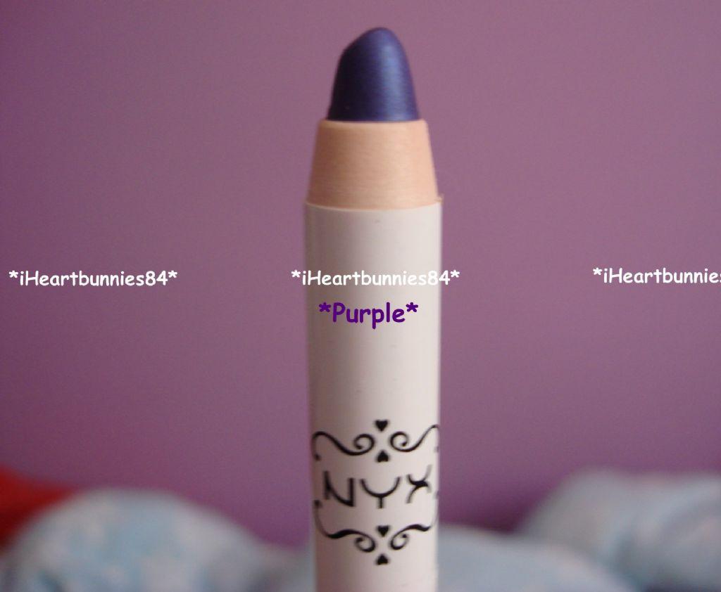 NYX - Jumbo Eye Pencil - Purple (Uploaded by iHeartbunnies84)