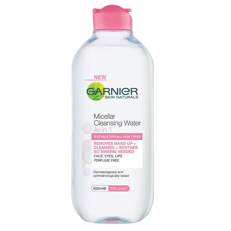 Garnier Skinactive Micellar Cleansing Water Reviews