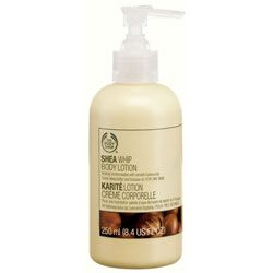 The Body Shop Shea Whip Body Lotion