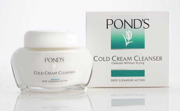 Ponds Cold Cream Cleanser Makeup Remover - Makeup Vidalondon