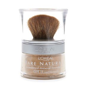 L'Oreal Paris Bare Naturale Gentle Mineral powder