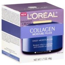 L'Oreal Paris Skin Expertise Collagen Moisture Filler Daily Moisturizer Day/Night Cream