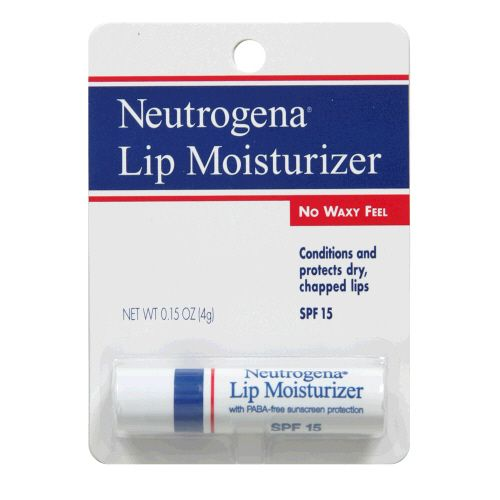 Neutrogena Lip Moisturizer (Uploaded by cyberseraphim)