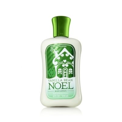 Bath and Body Works Vanilla Bean Noel Body Lotion
