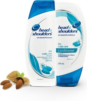 Head & Shoulders Dry Scalp Shampoo