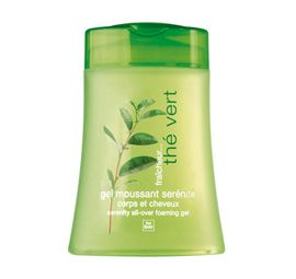 Yves Rocher Fraicheur Vegetale - Green Tea Revitalizing Body Wash