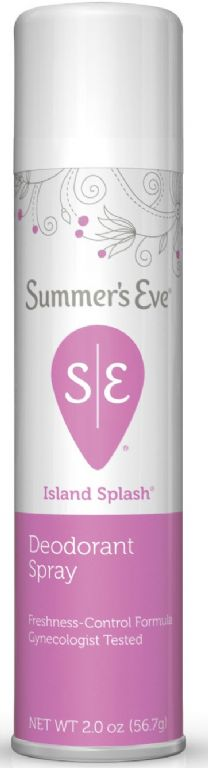 Summer's Eve - Feminine Deodorant Spray