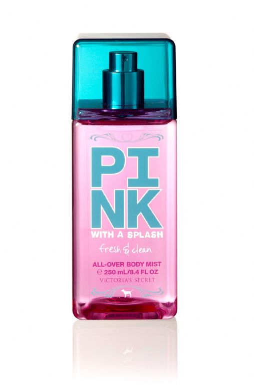 Victoria's Secret Pink with a Splash FRESH & CLEAN
