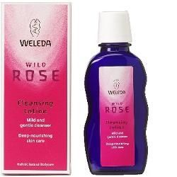 Weleda Wild Rose Cleansing Lotion