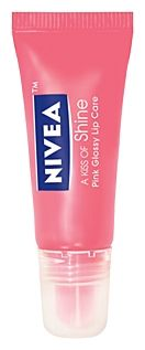 Nivea A Kiss Of Shine Pink Glossy Lip Care