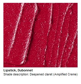 MAC Cream Lipstick in Dubonnet
