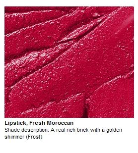 MAC Fresh Moroccan Lipstick