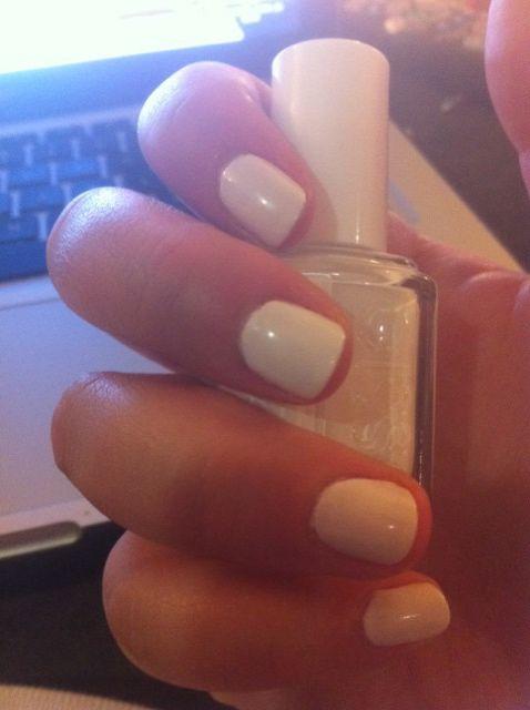 Essie Nail Polish Blanc Reviews Photos Makeupalley