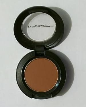 MAC Matte Eyeshadow - Brown Script reviews, photos ...