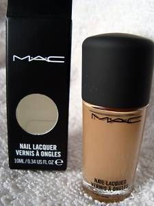 MAC Cosmetics Brown Bag