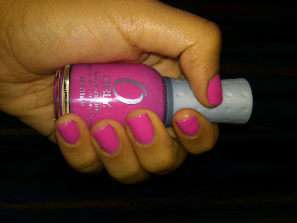 Orly Nail Lacquer in Coquette Cutie  (Uploaded by clara26)
