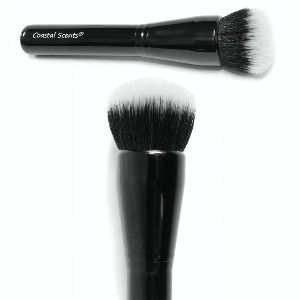 coastal scents brushes. coastal scents divine powder buffer brush brushes
