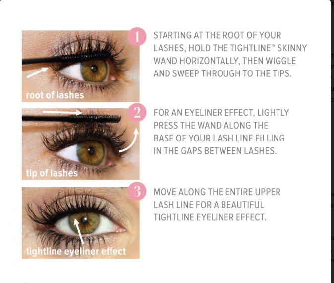 Tightline Full Lash Length Black Mascara Primer