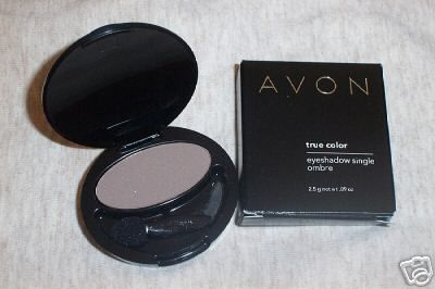 Avon True Color Eyeshadow Single in Slate