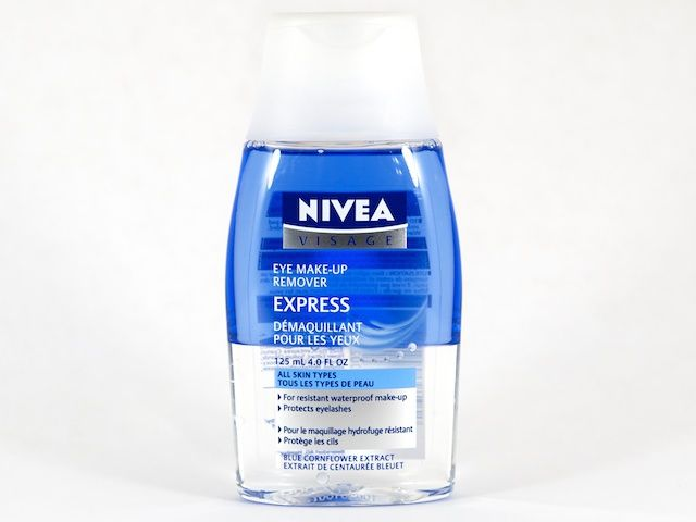 Nivea Express Eye Makeup Remover