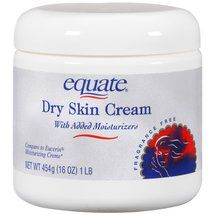 Equate Dry Skin Cream (in jar)