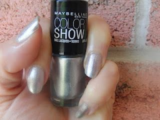 Maybelline Color Show in Pedal to the Metal