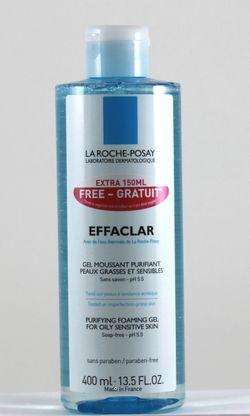 La Roche Posay Effaclar Gel Cleanser by La Roche-Posay #19