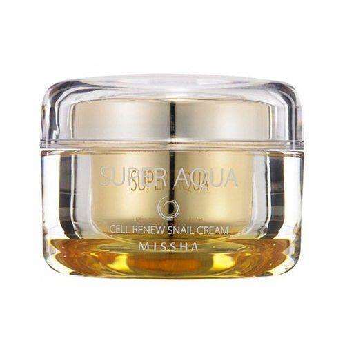 MISSHA Super Aqua Cell Renew Snail Cream reviews, photo - Makeupalley