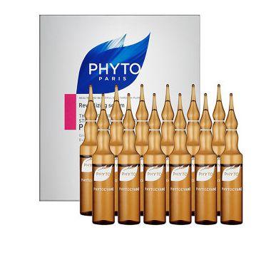 Phyto Phytocyane Revitalizing Serum Ampoules Reviews Photo