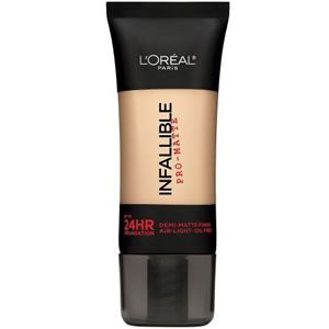 L'Oreal Infallible Pro-Matte 24HR Foundation